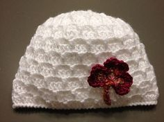 Ravelry: crochetdisco's 4-ply Brick Stitch Hat.