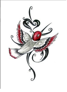 http://www.tattooforaweek.com/en/Tribal-Humming-Bird-Temporary-Tattoo