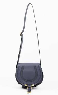 Chloé Navy Shoulder Bag