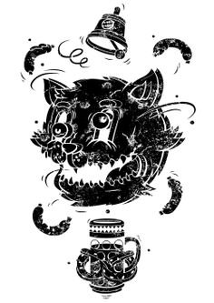 The Hangover Book by DXTR , via Behance