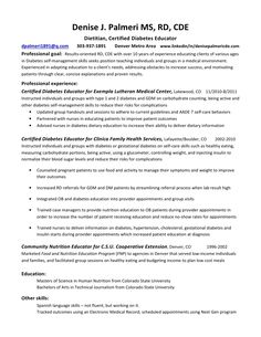 Stage Manager Resume Template Sample  HttpResumesdesignCom