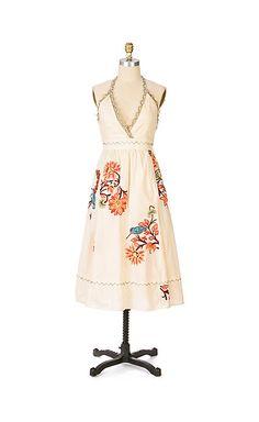 f1e20815141 nectar halter dress - anthropologie.com John Fluevog Shoes