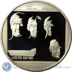 The Beatles With The Beatles   http://www.gainesvillecoins.com/submenu/641/silver-art-bars-and-rounds.aspx