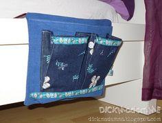 dickmadamme: TUTORIAL: Nachttisch-Ersatz-Tasche