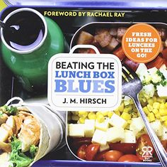 Beating the Lunch Box Blues: Fresh Ideas for Lunches on the Go! (Rachael Ray Books) by J. M. Hirsch http://smile.amazon.com/dp/1476726728/ref=cm_sw_r_pi_dp_Dv9pvb1VXH9XQ