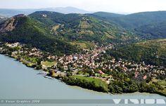 Visegrád, Hungary. (Europe)
