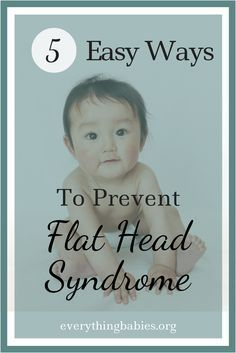 Sweeter Baby Pillow Helps Correct Mild Cases Of flat Head