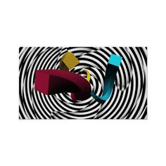 Twisted Poster ($10) ❤ liked on Polyvore featuring home, home decor, wall art and rectangular wall art