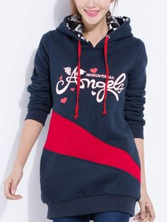 Fashionable Women's  Cotton  Hoody Hoodies from stylishplus.com