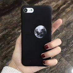 LOVECOM Moon Lunar Eclipse Space Ultra Slim Scrub Hard PC Coque Capa Funda Phone Bag Cases Cover For iPhone 6 6S 6sPlus 7 7 Plus #Affiliate