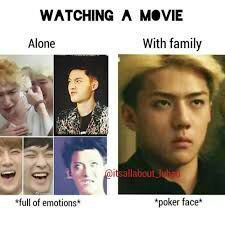 Memes that'll, Blow your mind Be funny Be relatable And everything … Bts Memes Hilarious, Funny Relatable Memes, Haha Funny, Korean Drama Funny, Korean Drama Quotes, Kdrama Memes, Exo Memes, K Pop, K Drama