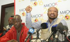 The National Union of Metalworkers of South Africa, the country's biggest labour group, reduced its wage demand to 10 percent from 12 percent and said it's willing to end its strike if employers agree to a one-year deal.  Click here to read the full story: http://www.iol.co.za/business/companies/numsa-cuts-wage-demand-to-10-1.1718967#.U8KRWaKyGe0  Picture credit: Simphiwe Mbokazi.