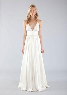Nicole Miller Elizabeth Bridal Gown - ShopStyle