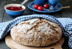 Image: ELTEFRITT SPELTBRØD Baking, Recipes, Image, Bakken, Recipies, Ripped Recipes, Backen, Sweets, Cooking Recipes