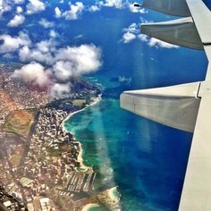 First stop, town. Next stop, Big Island, HOME. #iration @iration