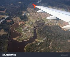 Find Airplane Wing Earth View River Lake stock images in HD and millions of other royalty-free stock photos, illustrations and vectors in the Shutterstock collection. Thousands of new, high-quality pictures added every day. Earth View, Airplane View, Photo Editing, Royalty Free Stock Photos, Wings, Houses, River, Illustration, Ali