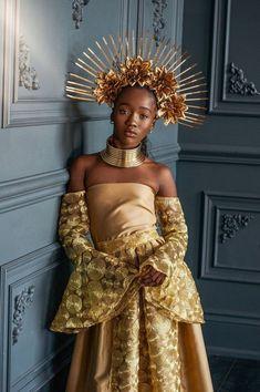 Black Girl Magic, Black Girls, Headdress, Headpiece, Beautiful Black Women, Beautiful People, Skin Girl, Kreative Portraits, Black Royalty