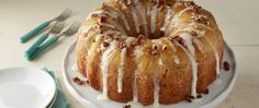 The classic Southern Hummingbird Cake gets a pineapple upside-down twist for a sweet dessert.
