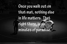 I don't wrestle but I love and can relate to this quote :)  #wrestling #sports #motivation #inspiration