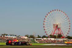 Sebastian Vettel, Red Bull, Suzuka, 2013