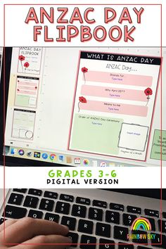 Allow your students to have fun learning about Anzac Day with this digital flipbook. This resource encourages reflection upon ANZAC Day and what importance this commemoration means in our country. It focuses on the history, cultural significance and meaning of ANZAC Day. Google classroom Anzac Day activity. Teaching Resources, Teaching Ideas, Cultural Significance, Rainbow Sky, Insert Image, Anzac Day, Australian Curriculum, Remembrance Day, Google Classroom