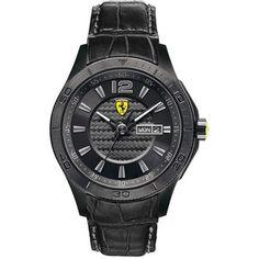 Herren Uhr Ferrari 0830093