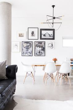The Design Chaser: Dining Area | Three Ways
