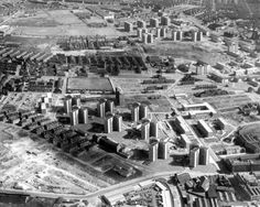 Burmantofts, aerial view