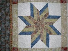 Ann Loar from a pattern called Sugar Swirls.