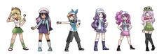 My Little Pokemon Trainer by kilala97 on DeviantArt