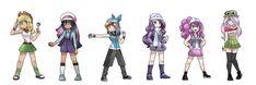My Little Pokemon Trainer by kilala97 on DeviantArt