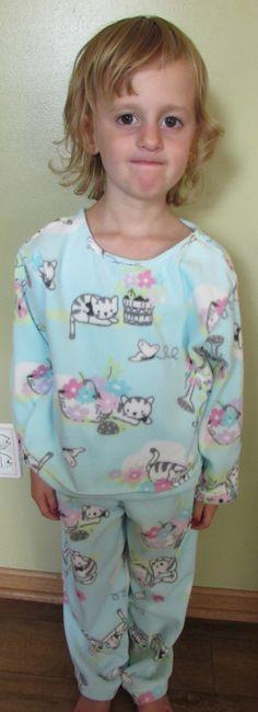 Kitty Cat micro fleece pajamas by livenlovecreations on Etsy Fleece Pajamas, Pajama Bottoms, Boy Or Girl, Kitty, Graphic Sweatshirt, Trending Outfits, Grandchildren, Cats, Sweatshirts