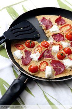 Dukan Pizzası - Tarifin püf noktaları, binlerce yemek tarifi ve daha fazlası...