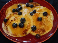 Papa's Buttermilk Pancakes ♥