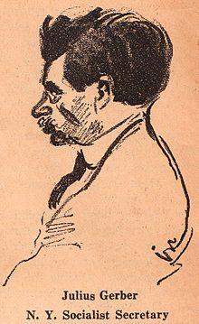 Julius Gerber - Wikipedia, the free encyclopedia