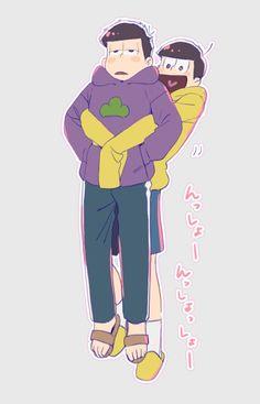 ichimatsu & jyushimatsu