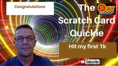 Scratchcard Quickie Double Hit my first A big shoutout to those that are me on The scratch card quickie - UK scratch cards - did I win. Youtube Share, I Win, You Videos, How To Find Out, Congratulations, News, Cards, Movie Posters, Film Poster