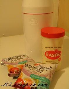 Save money make your own yoghurt on http://www.nzecochick.com/save-money-make-yoghurt/