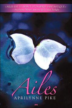 [eBook Gratuit] Wings/Ailes - Aprilynne Pike : Tome 1 à 4