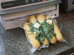 Cooking corn sous vide is the best route to juicy, tender-crisp kernels packed with flavor.