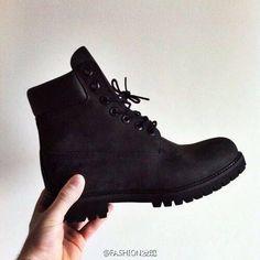 6dc174d97455 Timberland black boot Black Timberland Boots