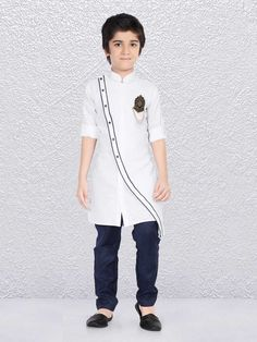 Solid Ivory White Party Kurta Suit, Designer kurta pyjama for boys, designer kurta pyjama for casual wear, designer kurta pyjama for party, designer kurta pyjama for festive,designer kurta pyjama for wedding, designer kurta pyjama for wedding occasion, new kurta suit collection for boys, fresh kurta pyjama collection for boys, shop online boys kurta pyjama, latest design kurta pyjama 2019, boys kurta suit, kurta suit for boys, kurta pyjama for kids, cotton kurta set for summer collection Little Boy Fashion, Kids Fashion Boy, Wedding Kurta For Men, Boys Kurta Design, Kurta Patterns, White Kurta, Mens Kurta Designs, African Clothing For Men, Kids Suits