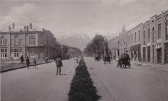 Ferdoussi Street - Tehran 1930's