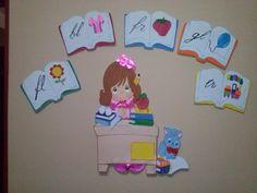 Dulces Momentos Infantiles: CARTELES DE AMBIENTACION PARA AULAS