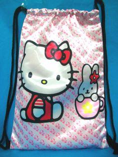 Hello Kitty Cloth Backpack