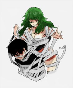 Eto and Kaneki ||| Colored Manga ||| Tokyo Ghoul Fan Art by bloodycarnations on Tumblr