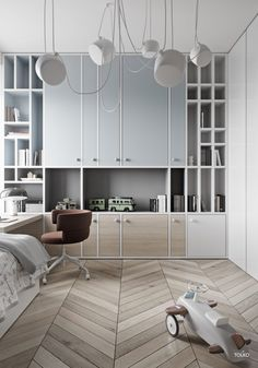 Cool Kids Room by TO