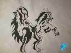 Wolf My Drawings, Moose Art, Wolf, Animals, Animais, Animales, Animaux, Wolves, A Wolf