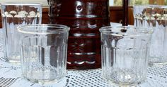 Luminarc 500 Made in France Glassware Jelly by RomantiqueTouch, $30.00