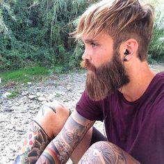 beards carefully curated
